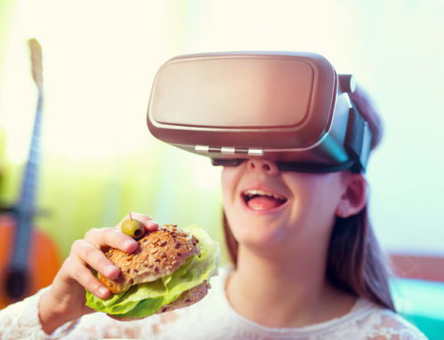 Virtual Reality Makes Food Taste More Delicious