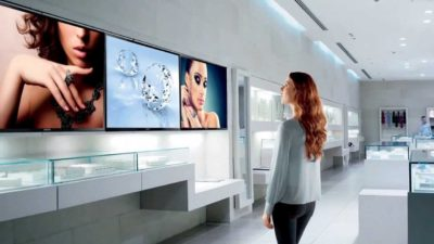 benefits digital signage