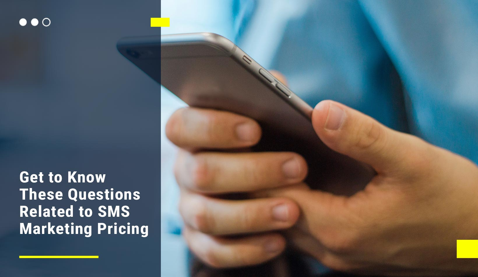 SMS Marketing Pricing
