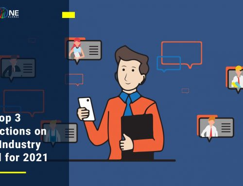 Our Top 3 Predictions on SMS Industry Trend for 2021
