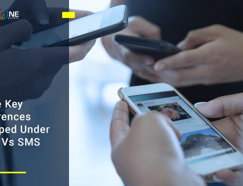Three Key Differences Wrapped Under MMS Vs SMS Topic