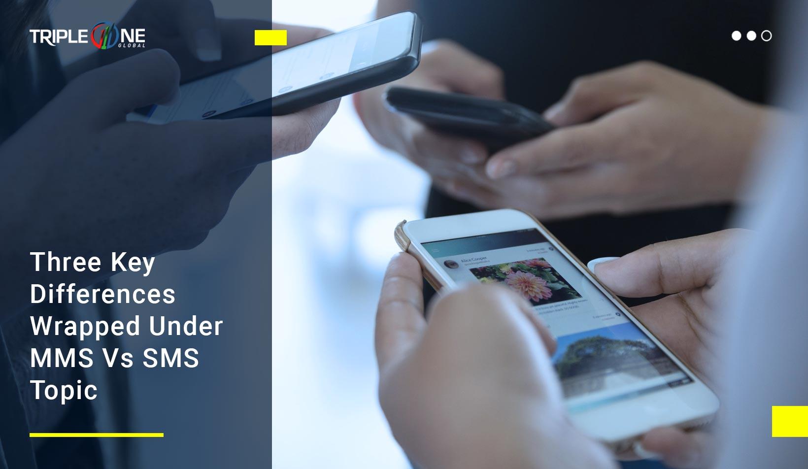 MMS Vs SMS